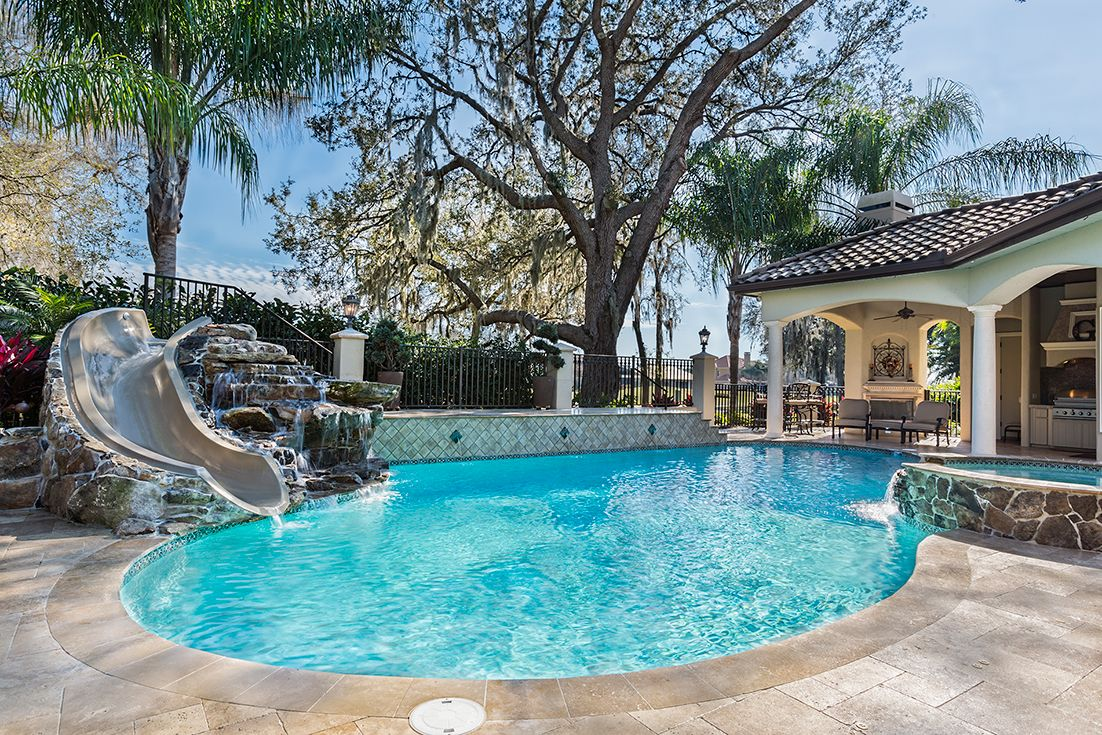Helotes Amp San Antonio Pool Cleaning Services